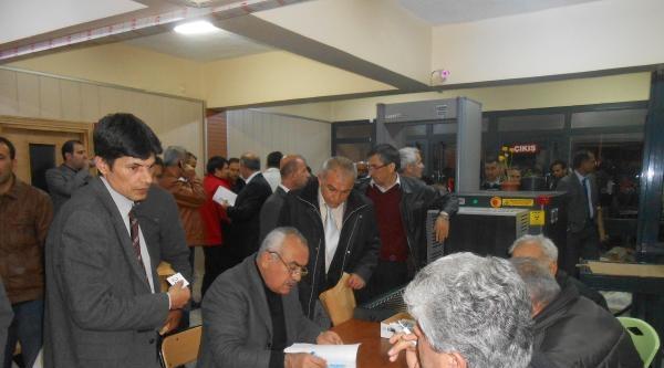 Söke'de Seçim Sonuçlarına Ak Parti'den İtiraz