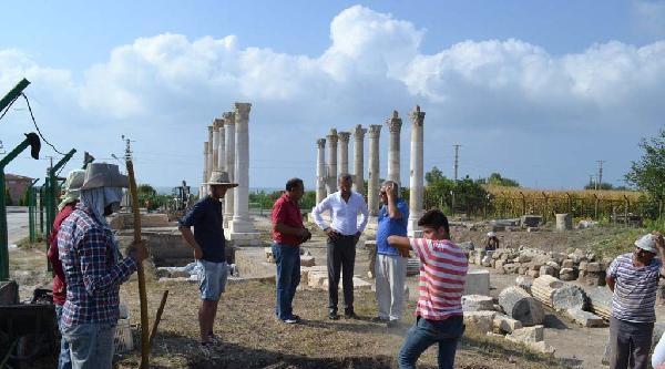 Soli Pompeiopolis Kazıları Başladı