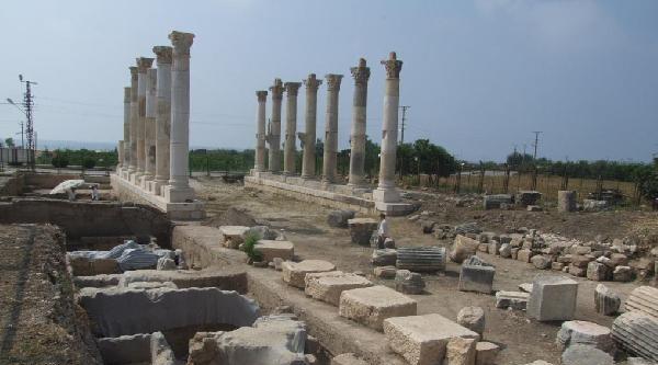 'soli Pompeipolis, Dünya Kültür Mirası Listesine Girebilir'