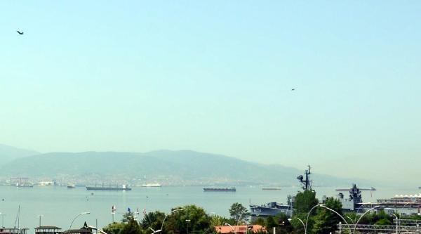 Solo Türk, İzmit Körfezi Üzerinde Gösteri Uçuşu İçin Rota Belirledi