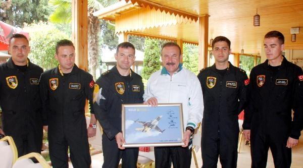 Solo Türk Yarın İzmit'teki Gösteri Uçuşuna Hazır