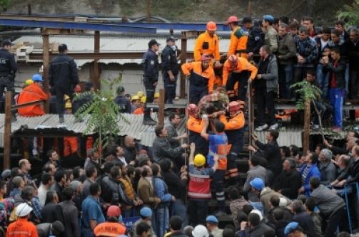 Soma Faciasında 36 Şüpheliden 3'ü Ölenler Arasında...