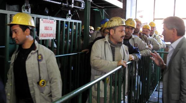 Soma İçin İş Bırakan Madencinin Yevmiye Tepkisi