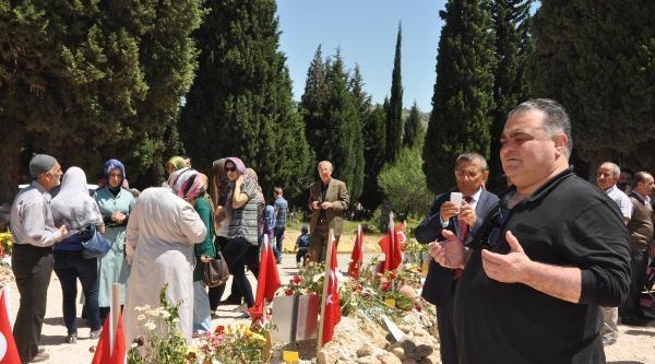 Soma Kurbanlarına Semra Özal'dan Gözyaşı