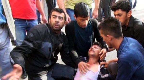 Soma Maden Faciası Yürüyüşüne Polis Müdahalesi (ek Fotoğraflar)