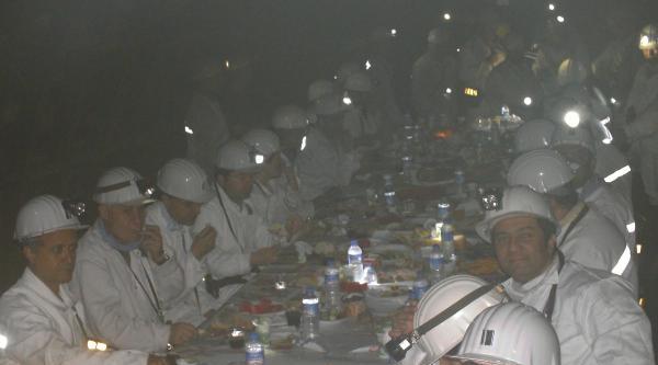 Soma Meclis Araştırma Komisyonu Zonguldak'ta Maden Ocağına Girdi - Ek Fotoğraflar