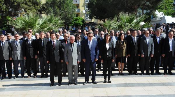 Soma'da 19 Mayıs Kutlamalarında Hüzün Vardı