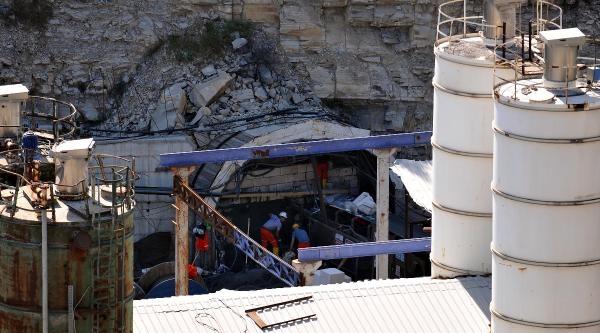 Soma'da 301 İşçinin Öldüğü Ocakta Yangın Sönmedi