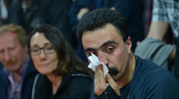 Soma'da Avukatlar Kelepçelenip Gözaltına Alındı (4)