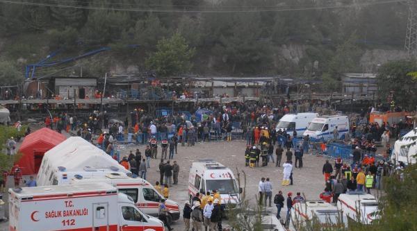 Soma'da Facianın Yaşandığı Maden Ocağında İnceleme Tamamlandı