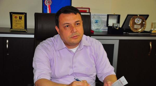 Soma'da Gözler Kurulacak Osb'ye Çevrildi