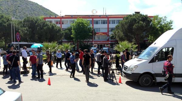 Soma'da İlk Gözaltılar- Fotoğraflar