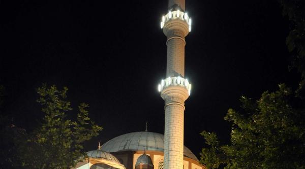 Soma'da İlk Teravih Namazı Kılındı