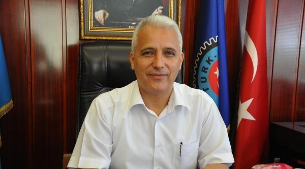 Soma'da Maden İş Sendikası'na Yeni Yönetim
