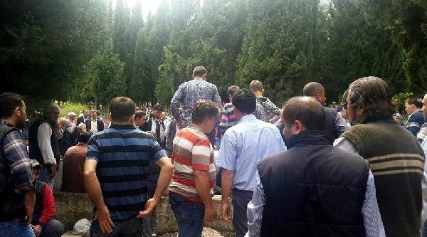 Soma'da Madende Ölen Dursun Demircan Toprağa Verildi-ek Fotoğraf