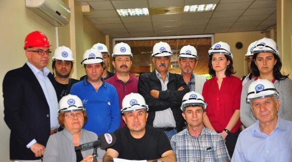 Soma'da Mühendisler  Faciasından Önce Uyarmış