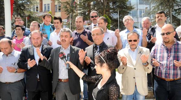 Soma'da Ölen Maden İşçileri Tokat'ta Anıldı