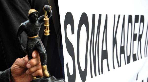 Soma'da Ölen Madenciler İçin Yürüdüler