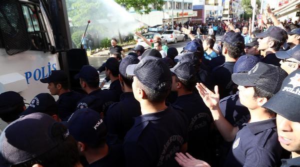Soma'da Yürüyüşe Polis Müdahalesi: 4 Yaralı / Ek Fotoğraflar