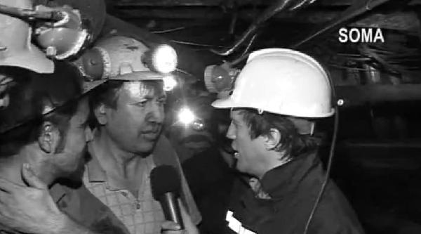 Soma'daki Maden Ocağının 3 Yıl Önceki Görüntüleri
