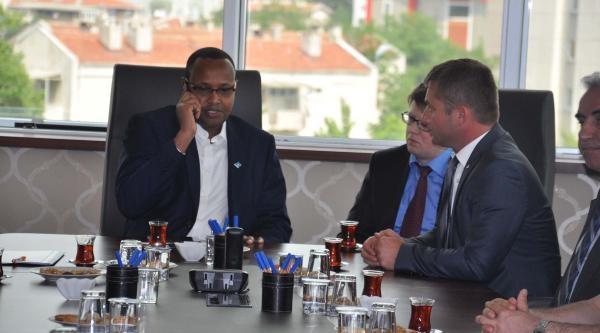 Somali Maliye Bakanı Nor: Kardeşimiz İçin Çok Üzgünüz