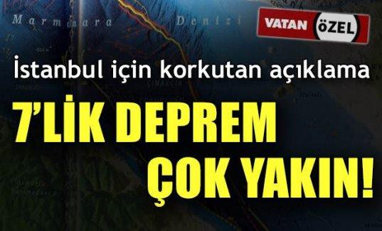 Son araştırma; İstanbul'u Adalar fayı tehdit ediyor!