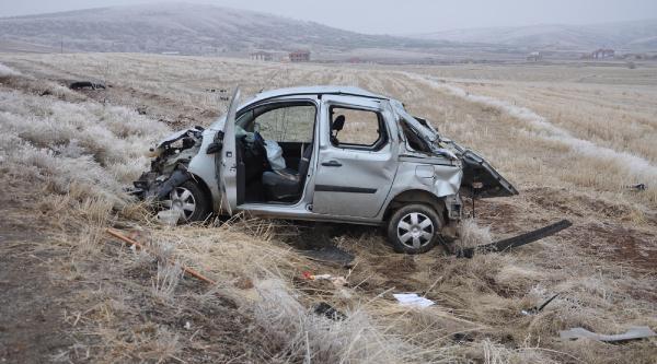Sorgun'da Gizli Buzlanma Kazalari: 2 Ölü, 15 Yarali