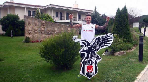 Sosa, Beşiktaş'ın Tesislerini Gezdi
