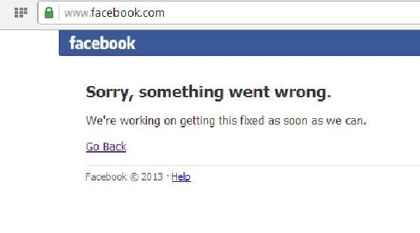 Sosyal Medya Platformu Facebook Çöktü