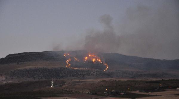 Sosyal Medya Ve Belediye Hoparlöründen Yangın Söndürme Çağrisiyla Vatandaşlar Seferber Oldu