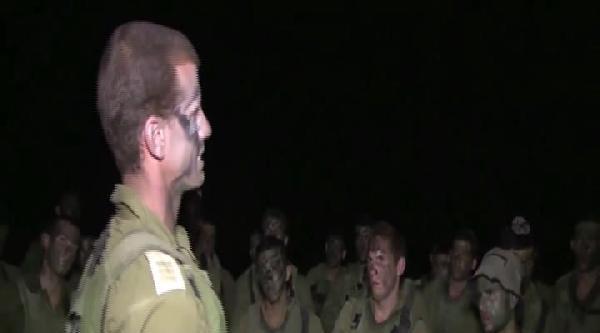 Sosyal Medyada Tepki Yağdırılan İsrail Kara Harekatı Görüntülerini Yayınladı