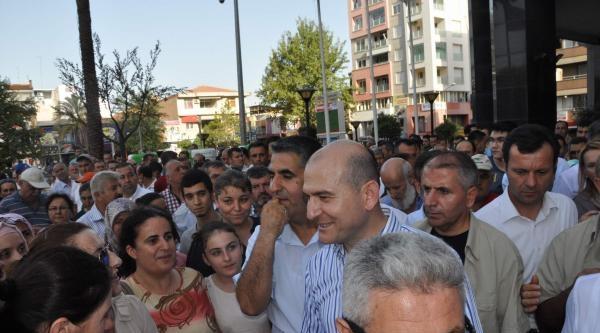 Soylu, İhsanoğlu Ve Kılıçdaroğlu'nu Eleştirdi