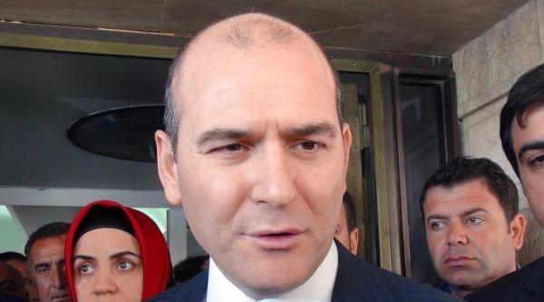Soylu: Kasetlerin Amacı Türkiye'yi Yönetilemez Hale Getirmek