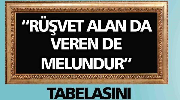 Sp Adayı Erbaş: Belediyeye 'rüşvet Alan Da Veren De Melundur' Tabelasını Asacağız