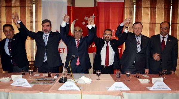 Sp, Gaziantep Adaylarini Tanitti
