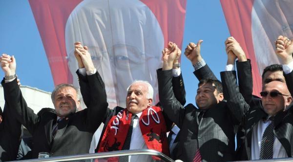 Sp Genel Başkanı Kamalak: Türkiye'yi Germeyin