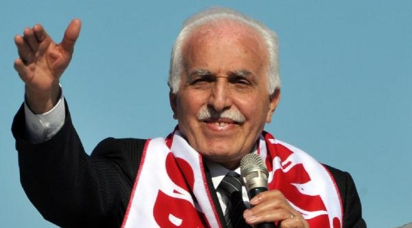 Sp Lideri Kamalak: Türkiye Yolsuzluk İddialarindan Geçilmiyor