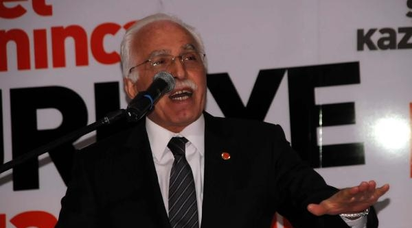 Sp Lideri Kamalak: Türkiye Yolsuzluk İddilarindan Geçilmiyor (2)