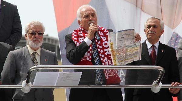 Sp Lideri Kamalak: Yolsuzlukta Birbirleriyle Yarışmışlar