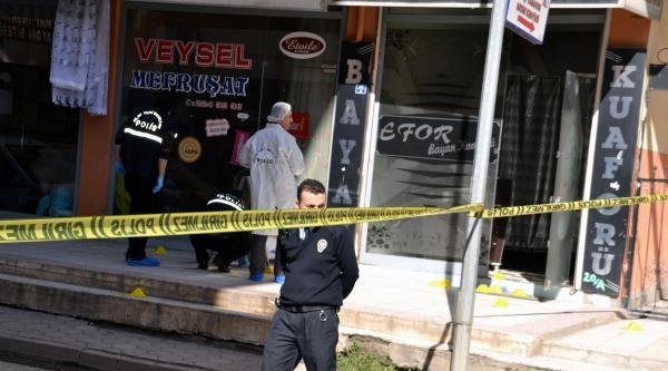 Sp'li Belediye Başkan Adayı Bıçaklı Saldırıda Öldü(2) / Yeniden
