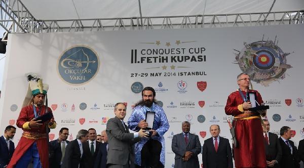 Spor Bakanı Kılıç, Fetih Kupası Ödül Törenine Katıldı