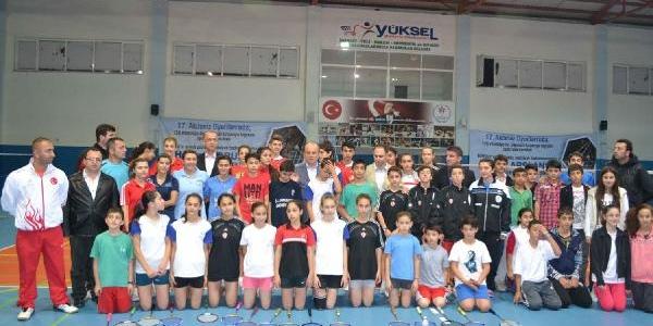 Spor Genel Müdürü Baykan  Karakucak Güreşlerini Izledi