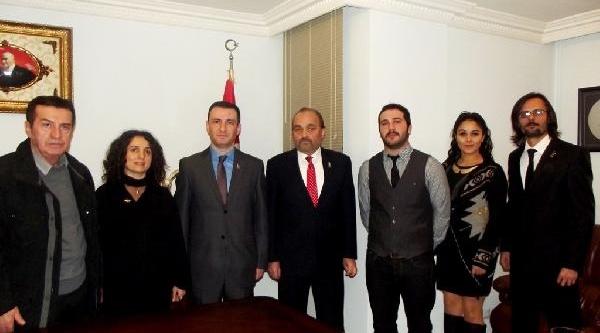 Spor Yazari Oğuz Dizer, Hepar'in Sakarya Büyükşehir Adayi Oldu
