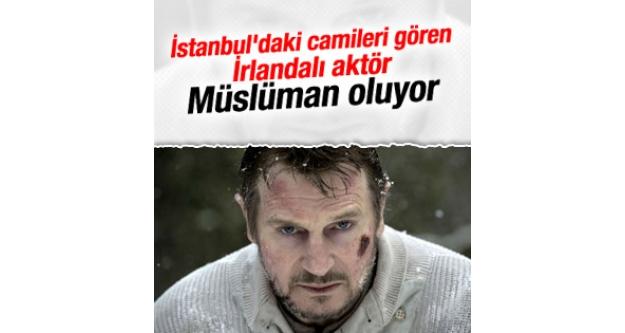 Star Wars yıldızı Liam Neeson Müslüman oluyor