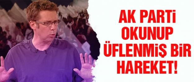 Star yazarına göre AK Parti okunup üflenmiş bir hareket!
