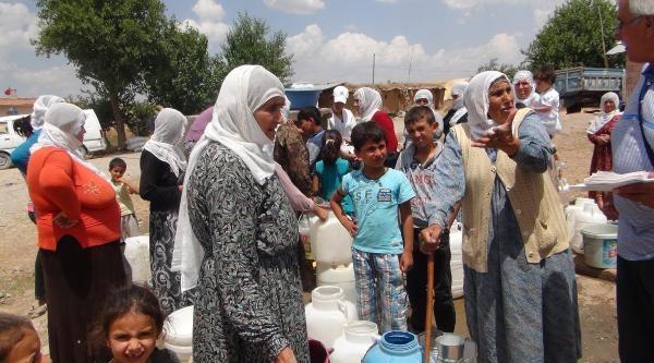 Su Deposunun Elektriği Kesilince 2 Köy 15 Gündür Susuz