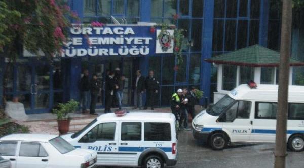 Suç Örgütü Şüphelileri Tutuklandi