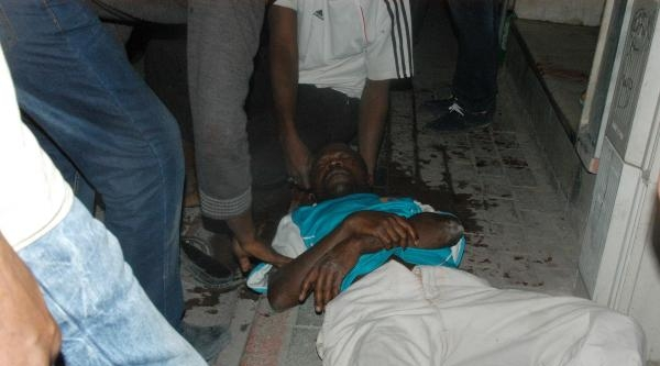 Sudanlıların Kavgasına Biber Gazlı Müdahale