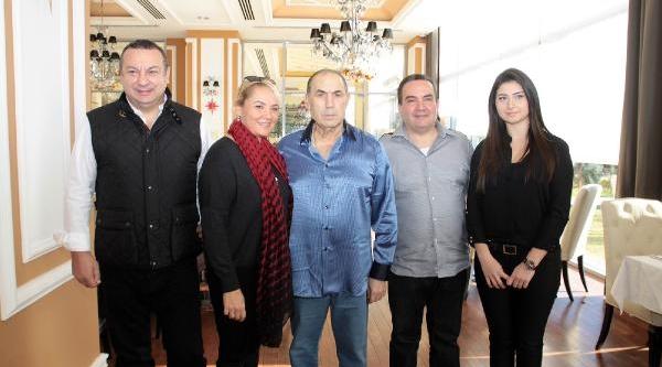 Sudi Özkan Istanbul'da Eğlence Merkezi Yapacak