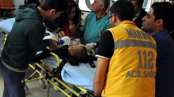Sulama Kanalına Düşüp Kalbi Duran Çocuk Yaşama Döndürüldü